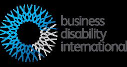 Business Disability International Logo